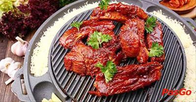 Top 10 quán ăn Hàn Quốc ngon rẻ, hút khách nhất ở Hà Nội