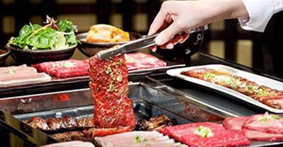 Top 20 nhà hàng buffet nướng ngon, được yêu thích nhất ở Hà Nội
