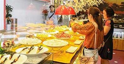 Top các quán buffet ngon nhất tại TIMES CITY Hà Nội, ưu đãi tốt
