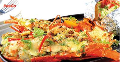 Top nhà hàng buffet có tôm hùm ngon, nổi tiếng nhất ở Hà Nội