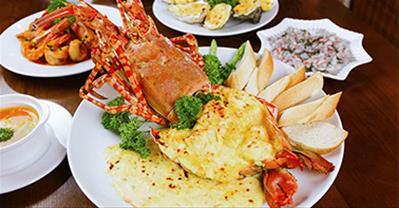 Top nhà hàng buffet hải sản ngon, nổi tiếng nhất ở Hà Nội
