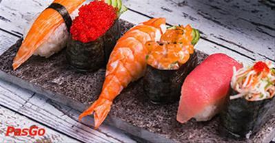 Top nhà hàng buffet sushi ngon, chuẩn vị Nhật Bản ở Hà Nội
