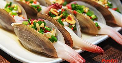 Top nhà hàng hải sản ngon nổi tiếng, hút khách nhất ở Hà Nội