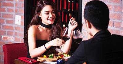 Top nhà hàng lãng mạn cho ngày Valentine 14/2, khoảng 250k ở Hà Nội
