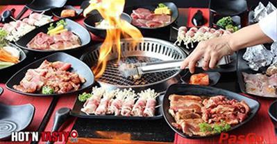 Top những Nhà hàng Lẩu Nướng BBQ ngon nổi tiếng nhất tại Hà Nội