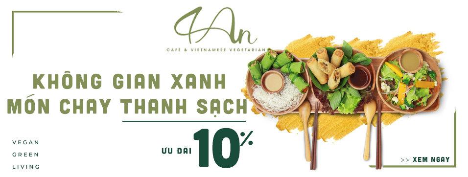 4An Café & Vietnamese Vegetarian -