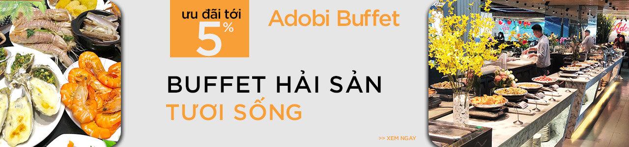 Adobi Buffet Nguyễn Cơ Thạch
