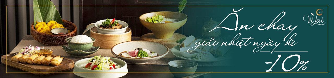 Chay Vị Lai - Ăn chay giải nhiệt ngày hè