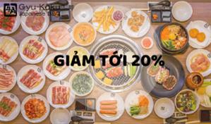 Chuỗi nhà hàng Gyu-Kaku Hà Nội - Chuyên món nướng Nhật Bản
