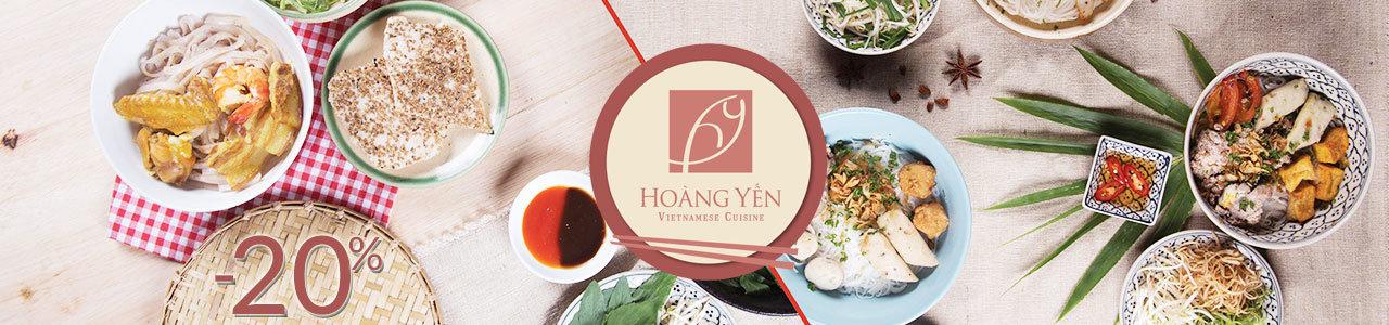 Chuỗi Nhà hàng Hoàng Yến Cuisine - Ẩm thực truyền thống Việt Nam