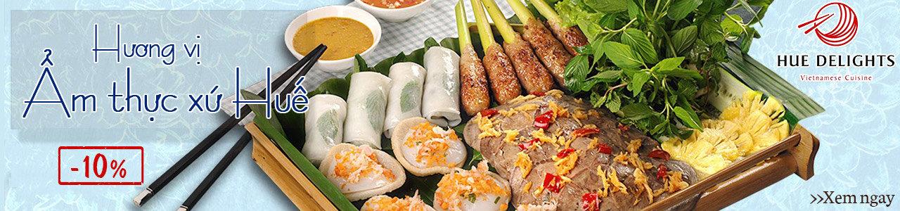 Chuỗi nhà hàng Hue Delights