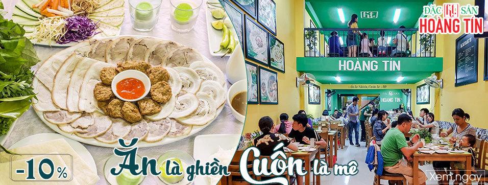 Đặc Sản Hoàng Tín - Đi tìm đặc sản Tây Ninh giữa Đà Nẵng