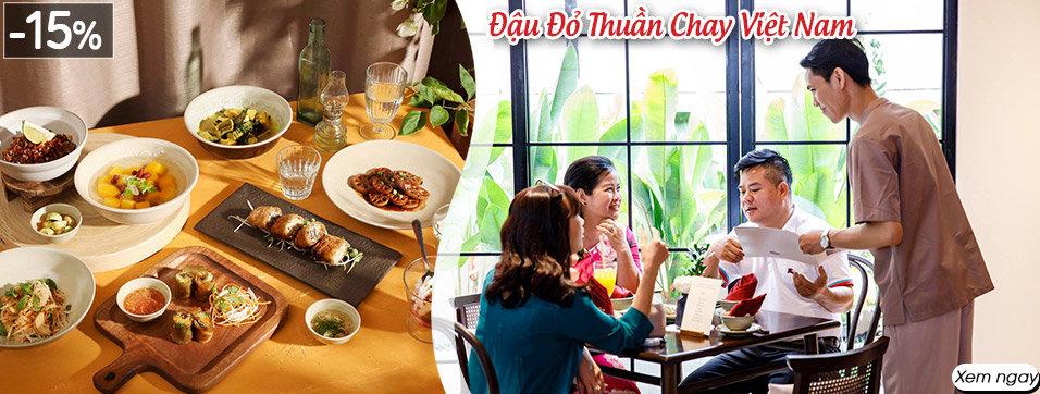 Đậu Đỏ Thuần Chay Việt Nam