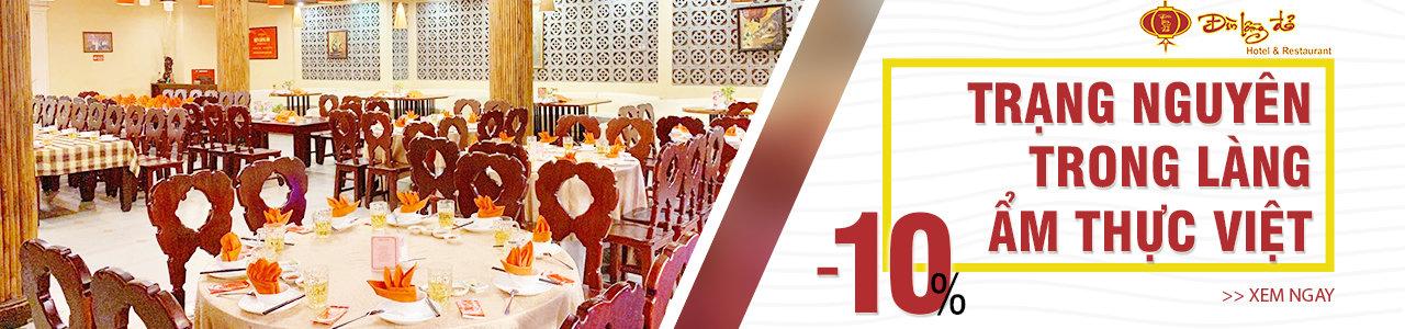 Đèn Lồng Đỏ - Hotel & Restaurant