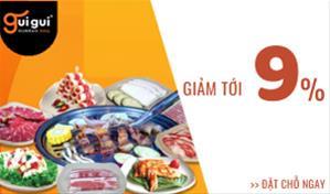 Gu-i92 BBQ Trung Hòa – Bữa tiệc nướng lẩu Hàn Quốc đậm đà, mời gọi