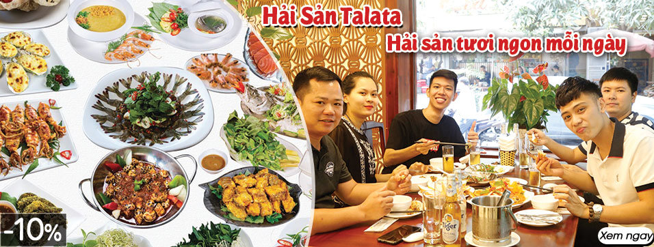 Hải Sản Talata  - Hải sản tươi ngon mỗi ngày
