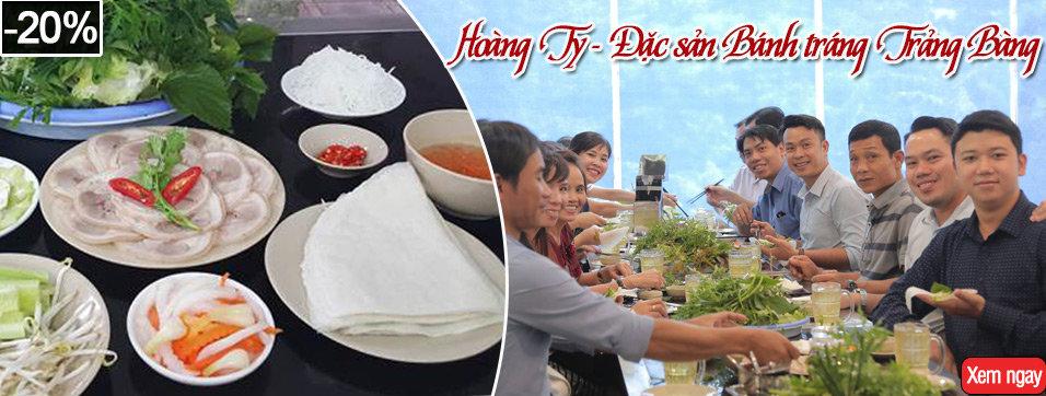 Hoàng Ty - Đặc Sản Bánh Tráng Trảng Bàng
