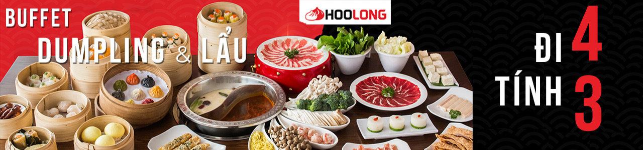 Hoolong - Dumpling Bar - Buffet Dumpling & lẩu