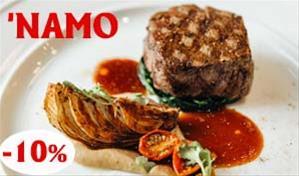 'NAMO Tuscan Grill