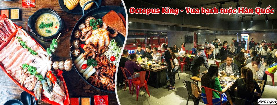 Octopus King - Vua Bạch Tuộc Hàn Quốc