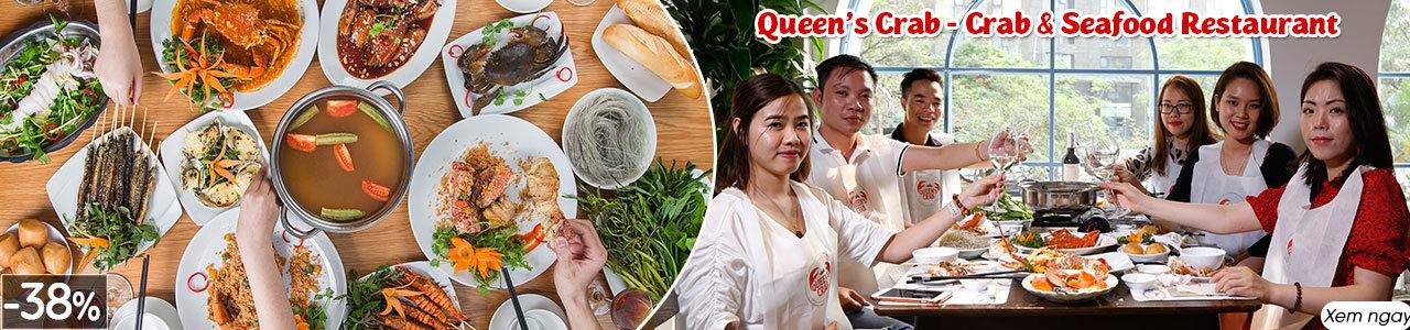 Queen's Crab - Crab & Seafood Restaurant