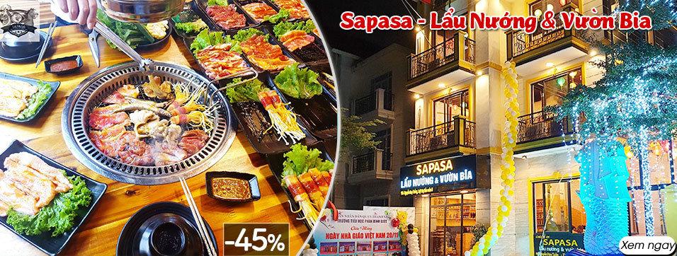 Sapasa - Lẩu nướng & Vườn bia