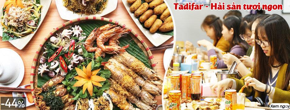 Tadifar - Đường Láng - Hải sản tươi ngon