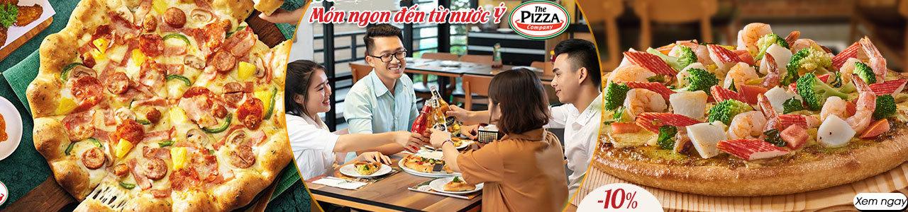 The Pizza Company - Món ngon từ nước Ý
