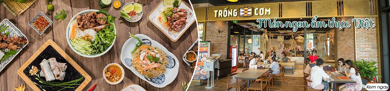 Trống Cơm - Món ngon ẩm thực Việt