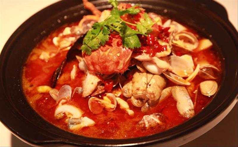 Food Center – Thế giới lẩu Thái đặc sắc, năng động