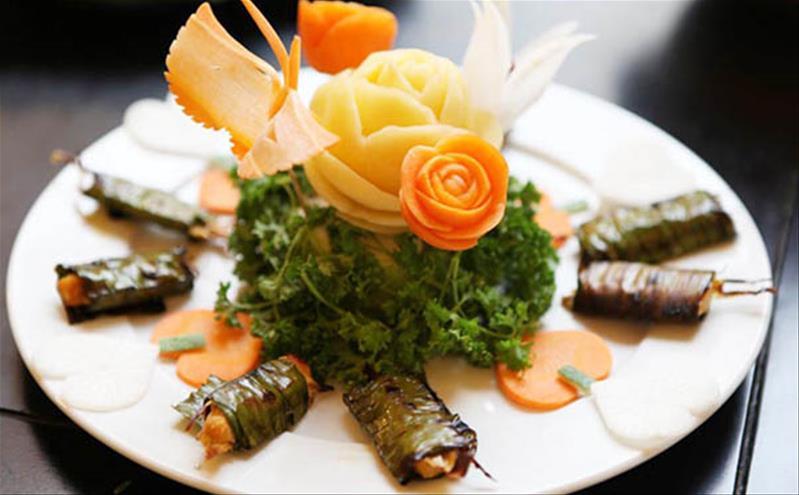 Nhà hàng Nón Lá – Nơi tụ hội tinh hoa ẩm thực Việt