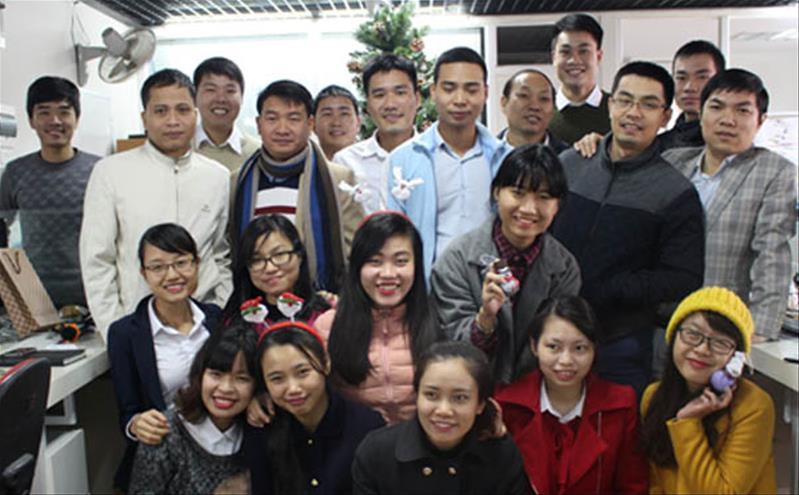 Pasgo tổ chức tiệc Noel kết hợp sinh nhật tháng 12