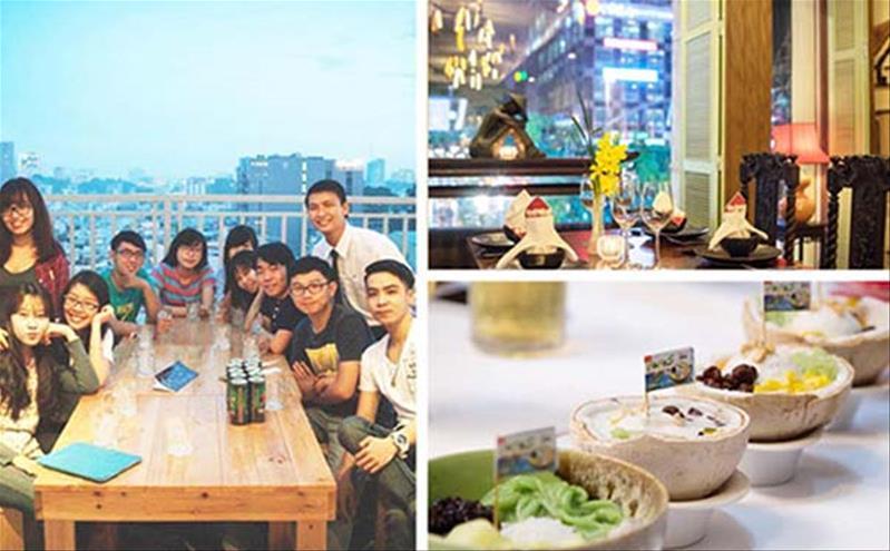 Quán ăn ngon PASGO: Dân Sài thành đang đi đâu, ăn gì tuần này?