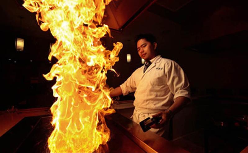 Sashimi BBQ Garden – Nghệ Thuật Buffet lẩu nướng Nhật