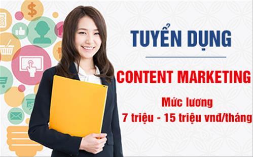 Tuyển dụng nhân sự content  marketing cho PasGo