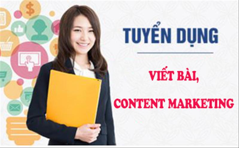 Tuyển dụng nhân sự viết bài, content marketing cho PasGo