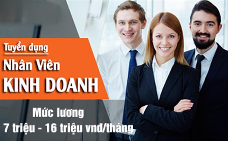 Tuyển GẤP nhân viên, cộng tác viên Kinh doanh HẤP DẪN_Tp.HCM & Hà Nội