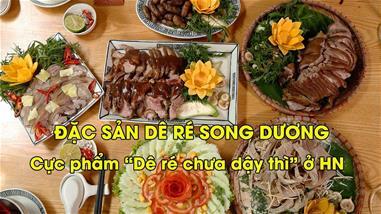 cuc-pham-de-re-chua-day-thi-cho-dat-tiec-tiep-khach--an-nhau--sang-trong-tai-ha-noi
